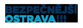 Logo Bezpečnější Ostrava!!!