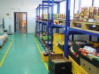 Adventní sbírka Potravinové banky v Hrabůvce