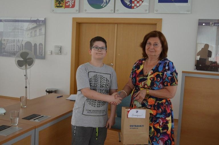 Andreas Martin Turoň se stal Matematickým klokanem 2021