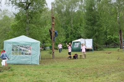 Bambiriáda v Bělském lese