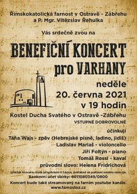 Benefičnímu koncertu pro varhany budou vévodit písně v hebrejštině, ladino a jidiš