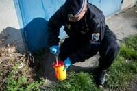 Celostátní akce JEHLA znovu pomohla očistit česká města