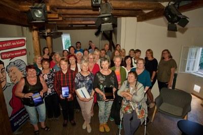 Celostátní platforma ocenila Ostravu-Jih za práci senior klubu