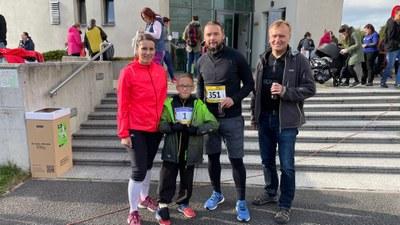 Charitativní běh podpořil i Marek Jankulovski