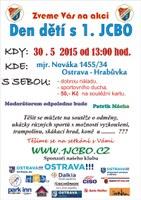 Den dětí s 1. JC Baník Ostrava
