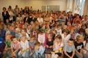 První školní den na ZŠ Kosmonautů 15