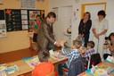 První školní den na ZŠ Provaznická