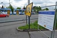 Dopravní omezení v souvislosti se stavbou Propojení ulic Pavlovovy a Plzeňské