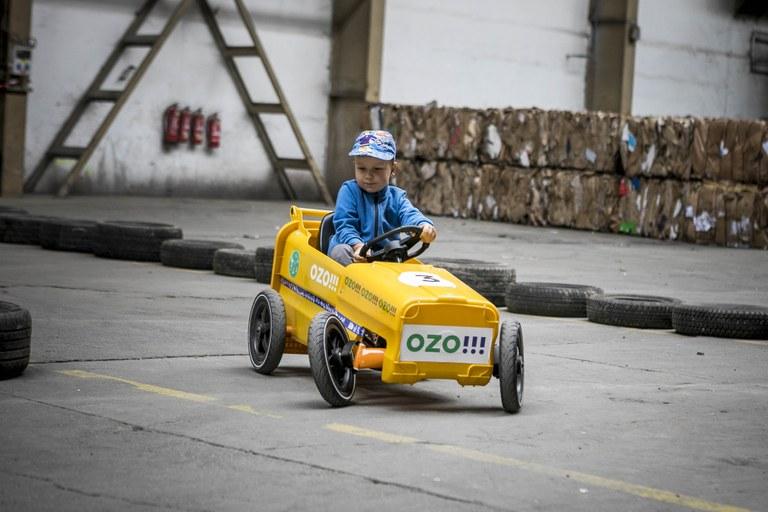 Ekologický den s OZO Ostrava nabídne kreativní zábavu.