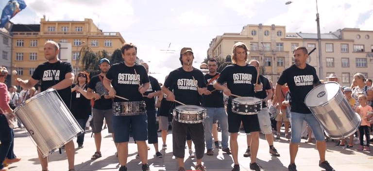 Festival v ulicích ukáže i cestování Ostravou!!!