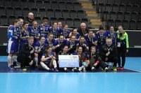 Florbalistky 1. SC TEMPISH Vítkovice vybojovaly ve  Švédsku stříbro