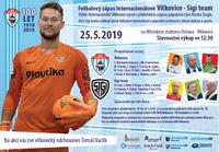 Fotbalový klub MFK Vítkovice slaví 100 let