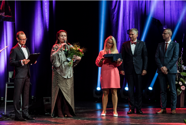 Hejtman ocenil Kulturní zařízení Ostrava-Jih
