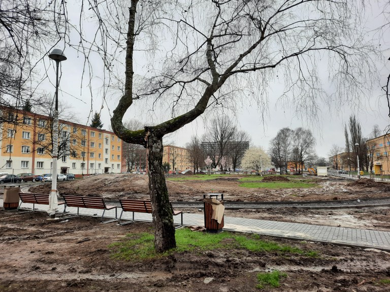 I díky úspěšnému získání dotace se mohou lidé v Ostravě-Jihu těšit na Zeleň za Lunou