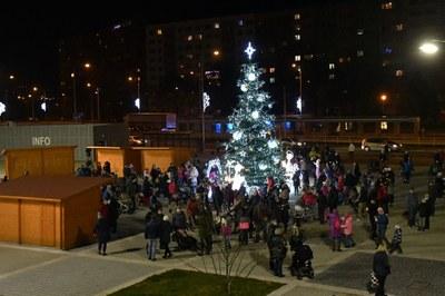 Kouzlo Vánoc v Ostravě-Jihu rozzáří vánoční trhy s bohatým programem