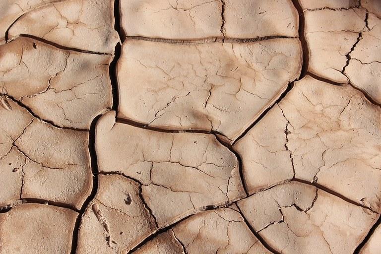 Kvůli suchu kraj zakázal rozdělávat oheň a vypalovat trávu