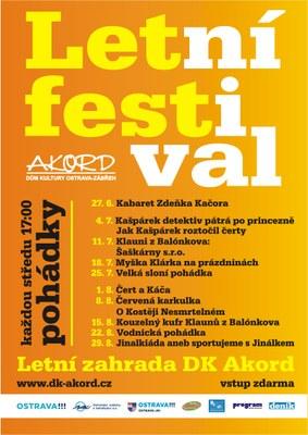 Letní festival kultury
