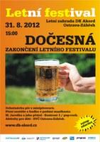 Letní festival zakončí Dočesná