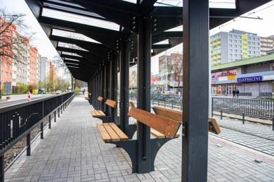 Modernizovaná lokalita u výškovické Kotvy významně získává na kvalitě, nabídne vyšší komfort