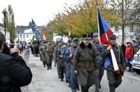 Na sobotní oslavy 100 let republiky na Jihu přijel i Masaryk