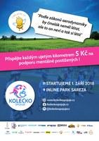 Na sobotu se chystá benefiční festival Kolečko spojuje