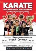 Nábor dětí - karate
