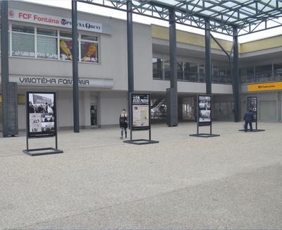 Náměstí Ostrava-Jih hostí další zajímavou fotovýstavu
