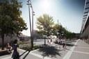 Vizualizace budoucího náměstí.