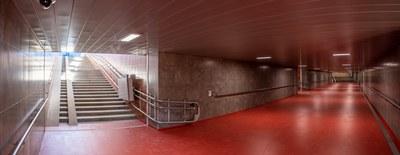 Nově opravený podchod v Hrabůvce nabízí vyšší komfort i bezpečí