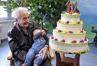Občan Jihu oslavil neuvěřitelných 102 let