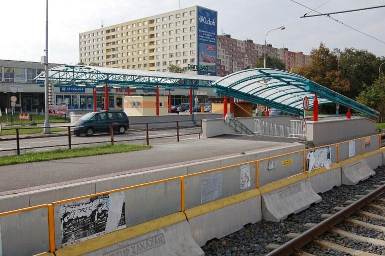 Občanům Hrabůvky začal sloužit nový podchod