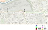 Oprava povrchu silnice na Místecké ulici si vyžádá dopravní omezení