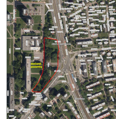 Ostrava-Jih nabídne investorům tři zajímavé plochy obvodu