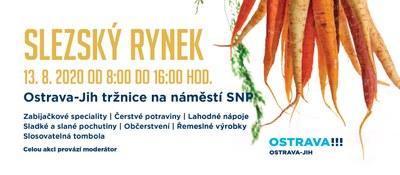 Ostrava-Jih znovu ožije srpnovým Slezským rynkem