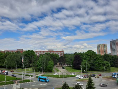 Ostrava nabízí investorům pozemek v centru Jihu