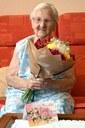 100 letá paní Vlasta