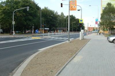 Plzeňská ulice bude bezpečnější