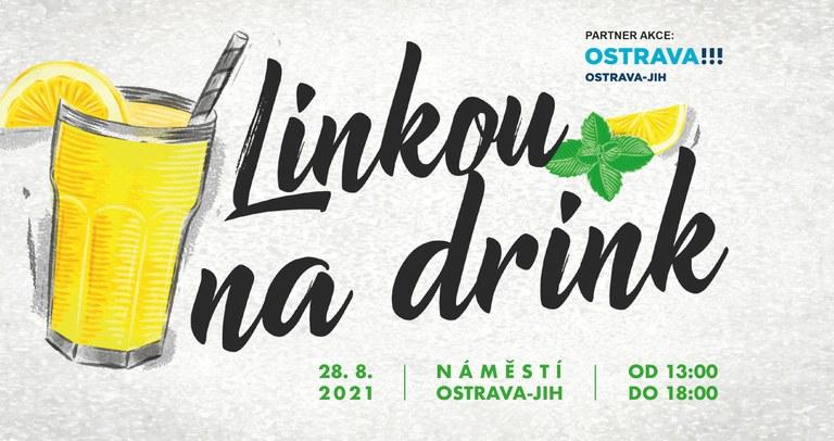 Přijeďte pomoci Linkou na drink!