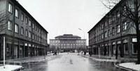 Projekce historických snímků - Vzorné sídliště Bělský les - Stalingrad - Zábřeh-sídliště