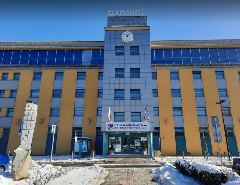 Provoz Úřadu městského obvodu Ostrava-Jih od 15. 2. 2021