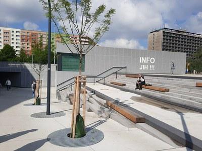 První infocentrum na Jihu se otevře 1. června