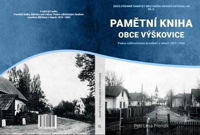 Publikaci Pamětní kniha obce Výškovice koupíte v K-TRIO v Hrabůvce