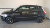 Radnice prodává osobní automobil Škoda Fabia