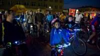 Rekordní Cyklosvětluška opět rozsvítila Bělský les
