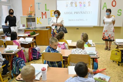 S novým školním rokem Hurá do školy!