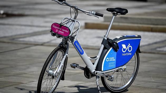 Sdílená kola v Ostravě budou znovu k vypůjčení až na třicet minut zdarma