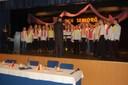 Vystoupení dětského pěveckého sboru KoKo