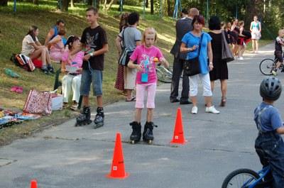 Skatepark je otevřen denně do 20 hodin