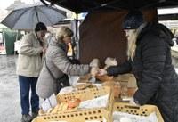 Slezský rynek se opět vrátil na náměstí SNP