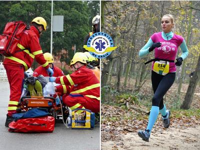 Sportovci chtějí vyběhat 100 000 korun na pomoc zdravotníkům